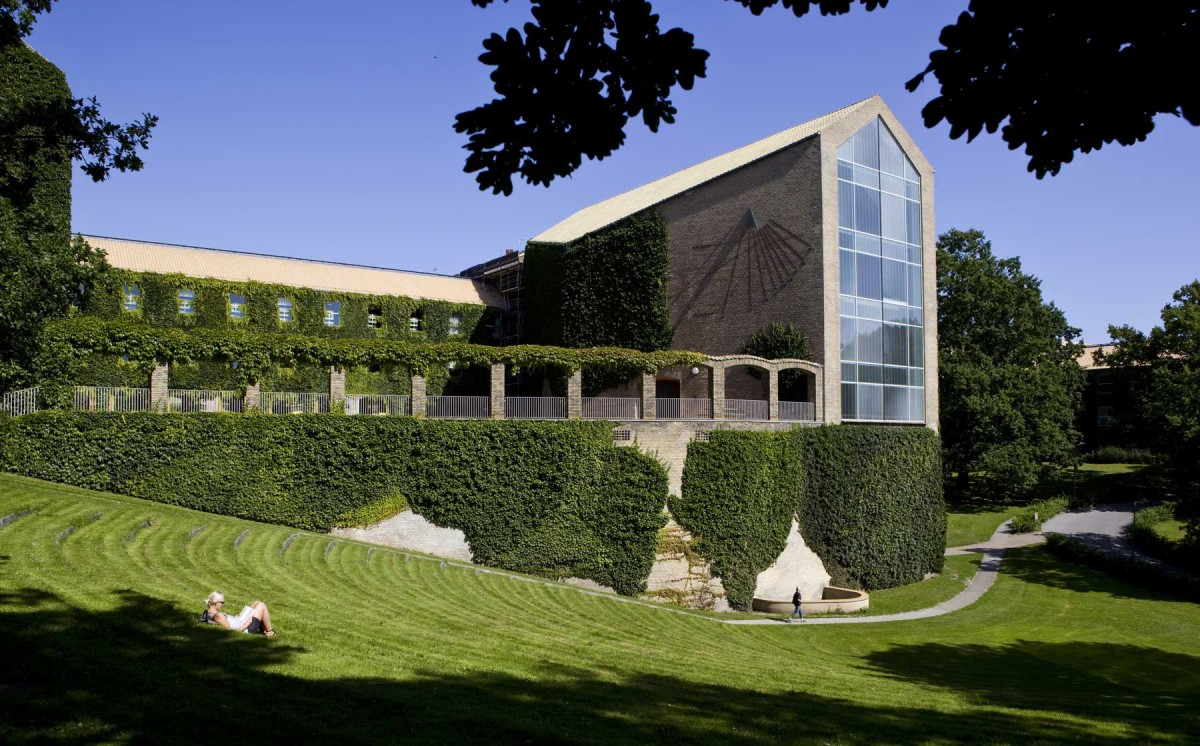 The Aarhus University in Denmark.
