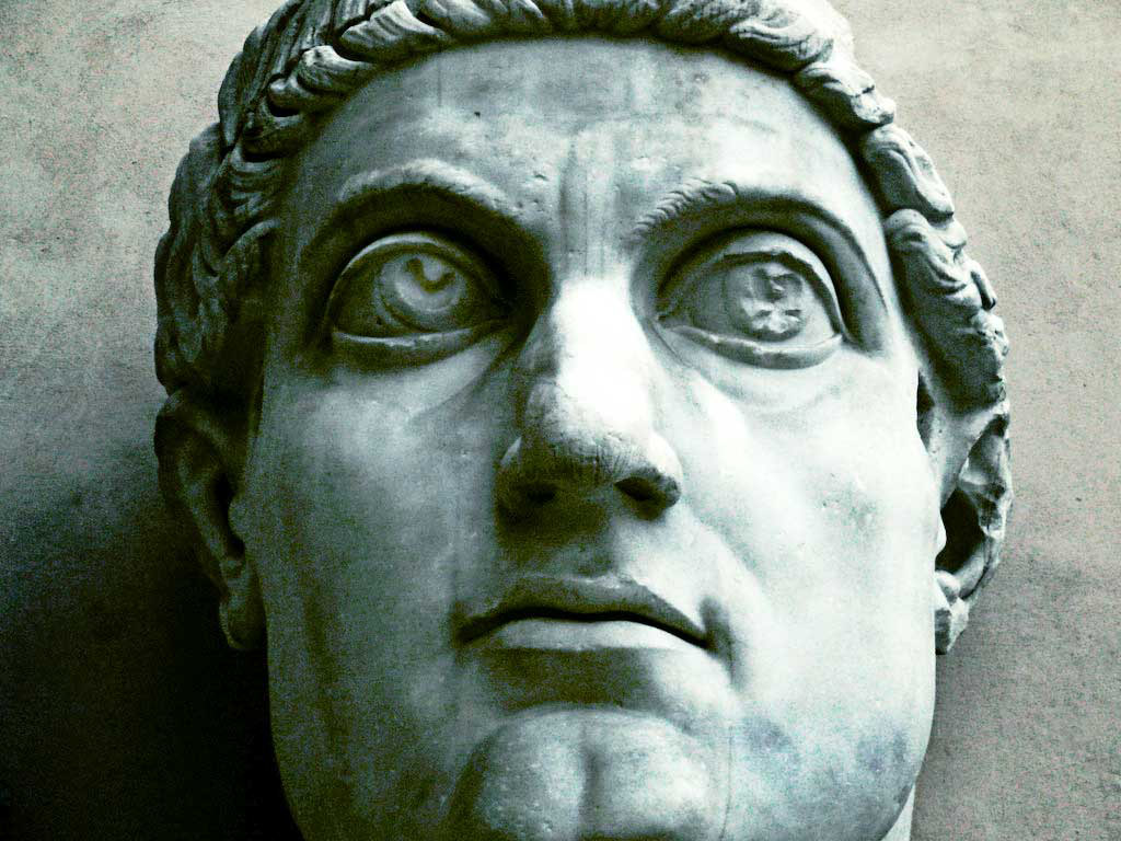 Constantine the Great (272-337).