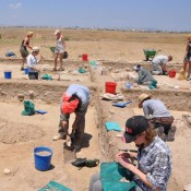 Luxury Textiles and Extraction of Copper from Cypriot Bronze Age City