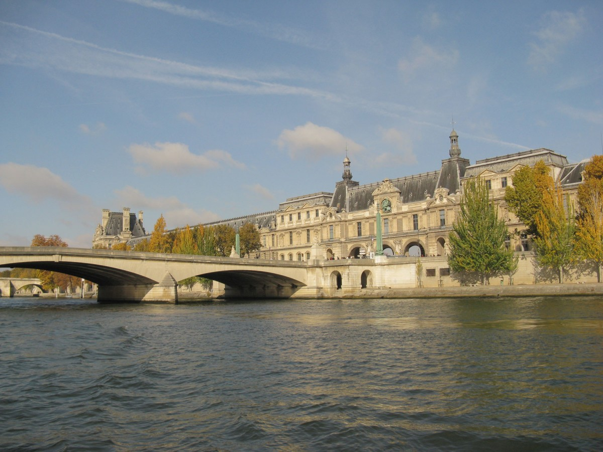 If Paris ever floods, the Louvre's holdings, currently stored in the basement of the museum building on the banks of the River Seine, could be damaged.
