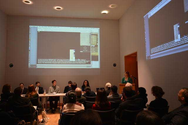 Student Panel, SURS Fall 2012.
