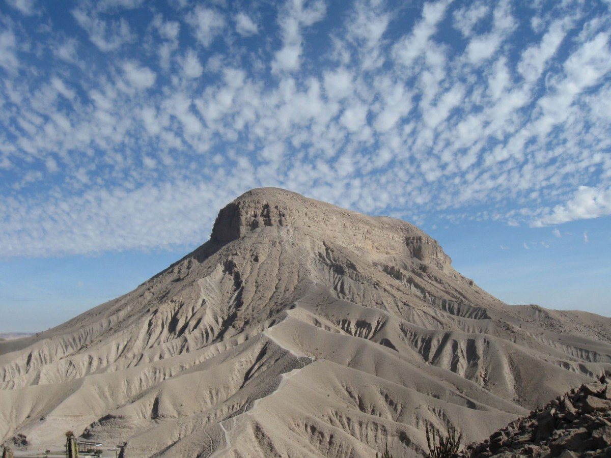 Cerro Baúl.