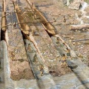 Bronze Age 'boat building' discovery in Monmouth