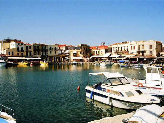 The CAA-GR 2014 conference will be held in Rethymno (Crete).