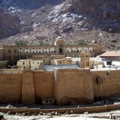 Mount Sinai monastery latest victim of Egypt's upheavals