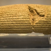 """October 29, the """"Cyrus the Great Day"""""""
