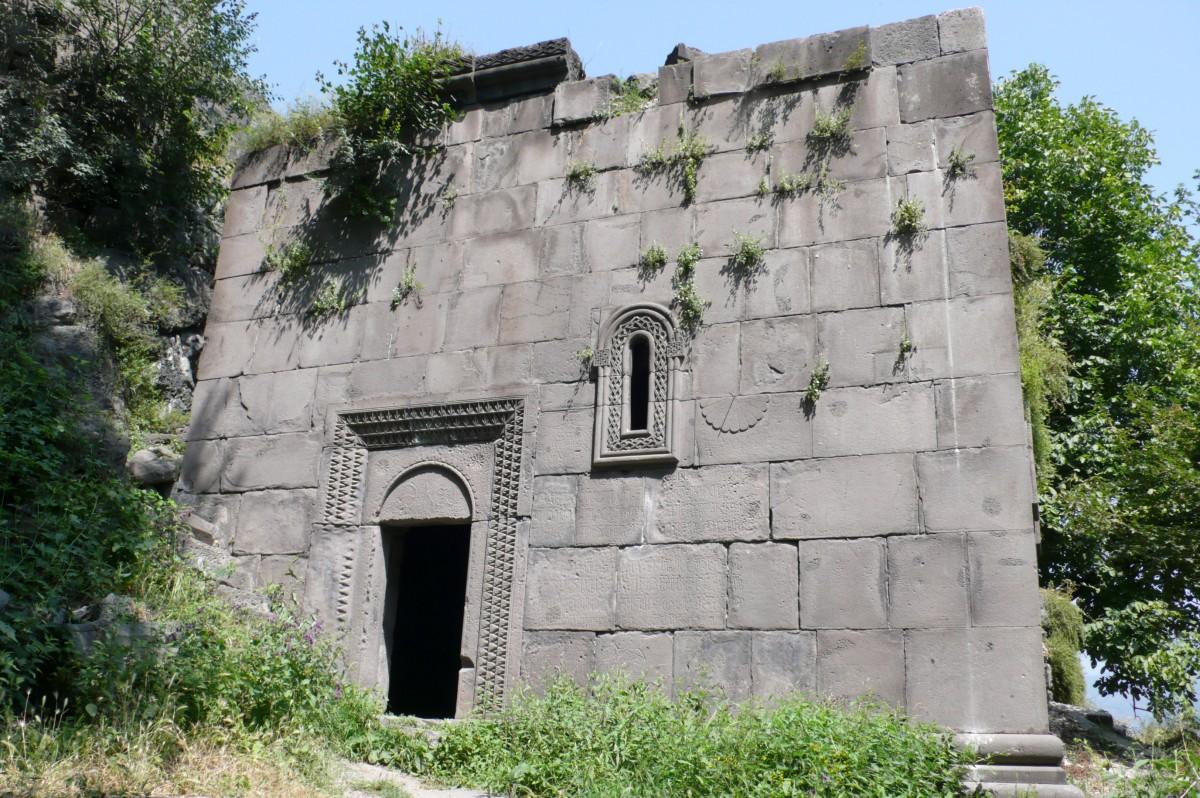 Kobayr monastery, 12th. c., Lori district, Armenia.