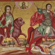 The veneration of Saint Mamas in the Mediterranean