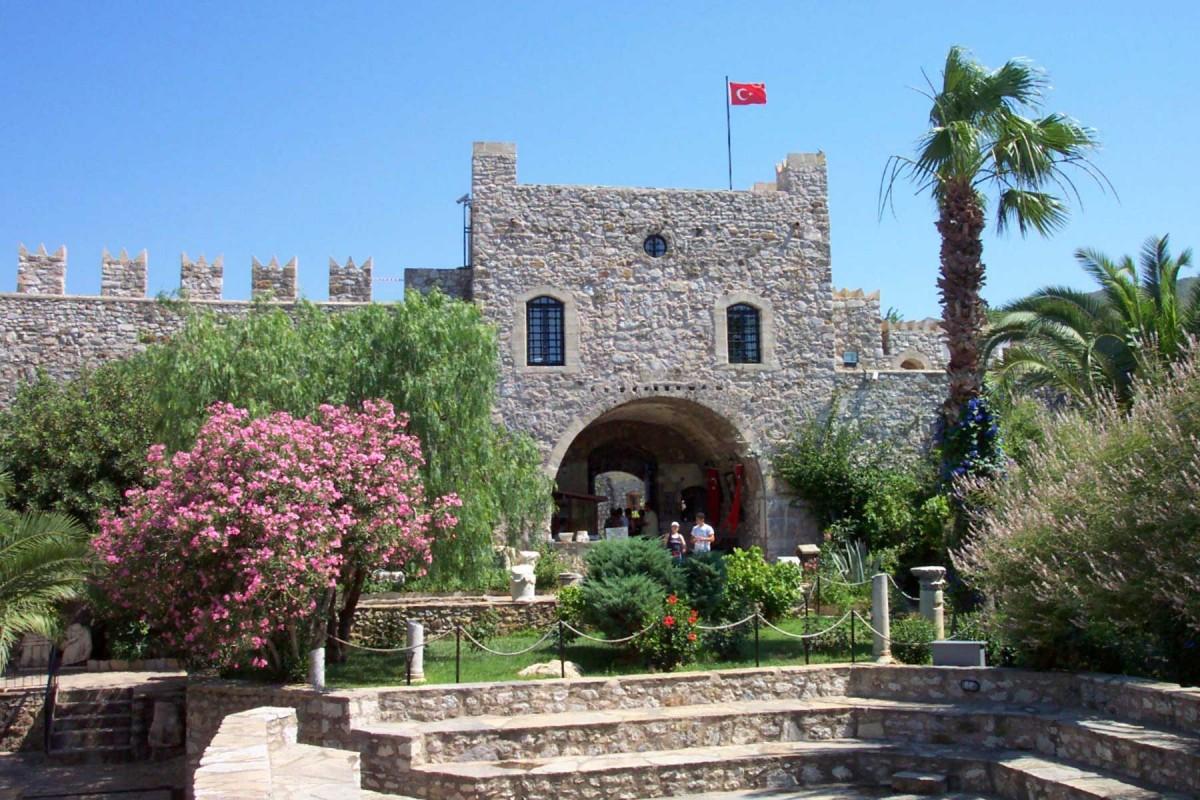The Marmaris Castle.