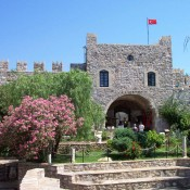 Marmaris Castle reopens
