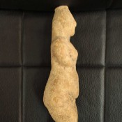 Two arrested for illegal possession or rare Neolithic figurine