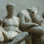 UNESCO Letter to British Government for the return of Parthenon's Marbles