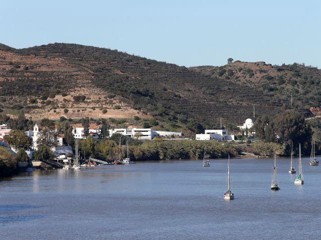 Alcoutim, Portugal.