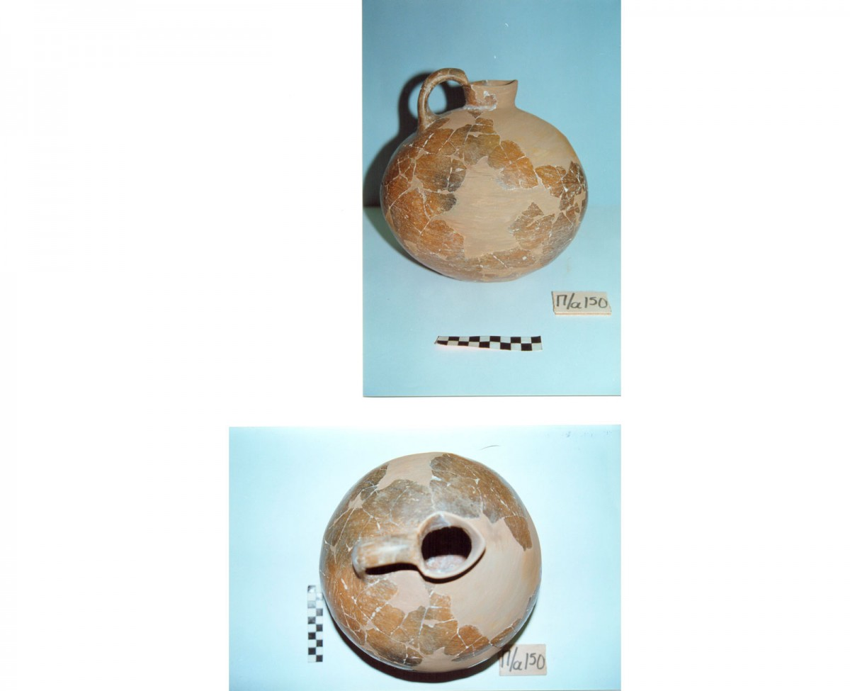 Fig. 27. Jug of the Early Bronze Age (Trench 3).