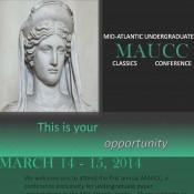 Mid-Atlantic Undergraduate Classics Conference