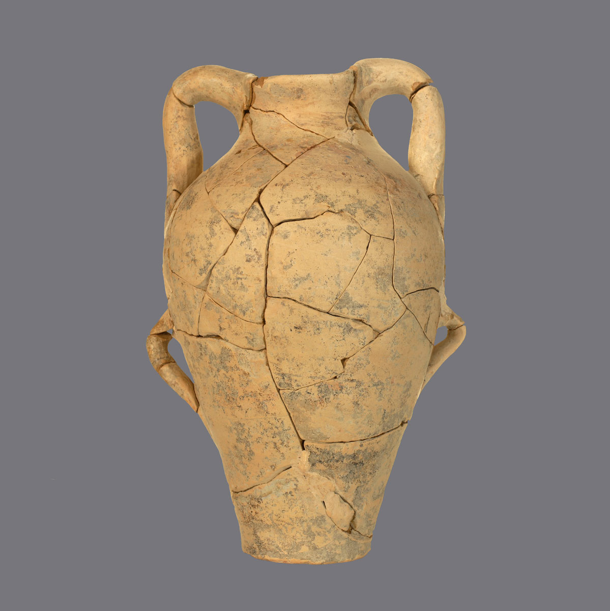 Fig. 9. Amphora found in Room 13.