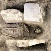 Byzantine graves unearthed in Safranbolu