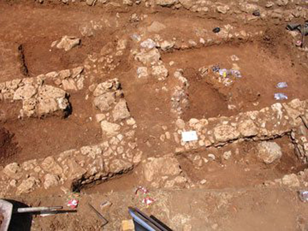 From the excavation at Katounistra, Corinth. Image: Greek Reporter.