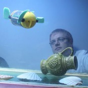 Robot Turtle to Help With Shipwreck Exploration