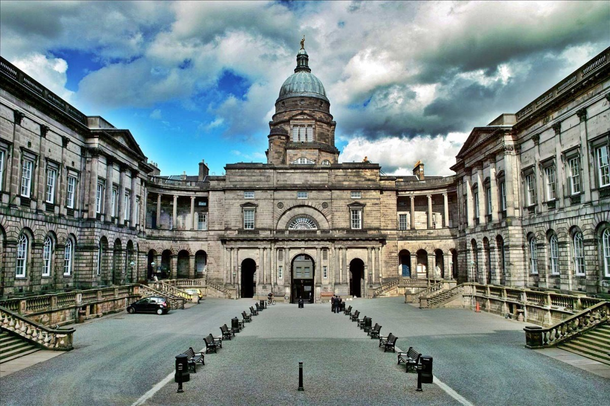 The University of Edinburgh.