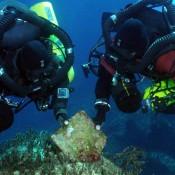 Underwater archaeological survey of Western Crete – Antikythera 2013