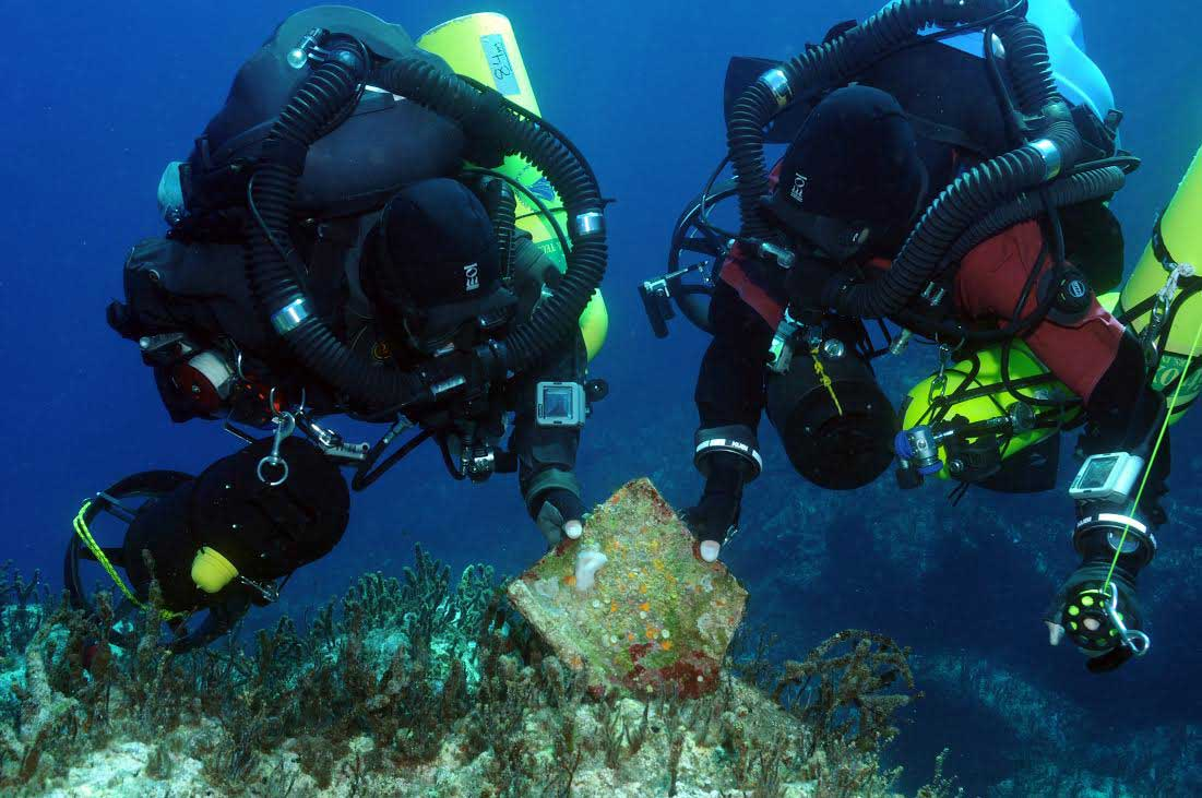 The Hellenic Ephorate of Underwater Antiquities and the Woods Hole Oceanographic Institute (WHOI) have conducted an underwater archaeological survey during the time Sept. 15 – Oct. 15 2013 in the Western Crete and Antikythera area.