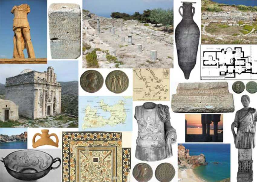 This presentation attempst an investigation of the presence of Romans and Italiote Greeks on the Cyclades, of their mobility and economic role in the region from the 3rd c. BC onwards.
