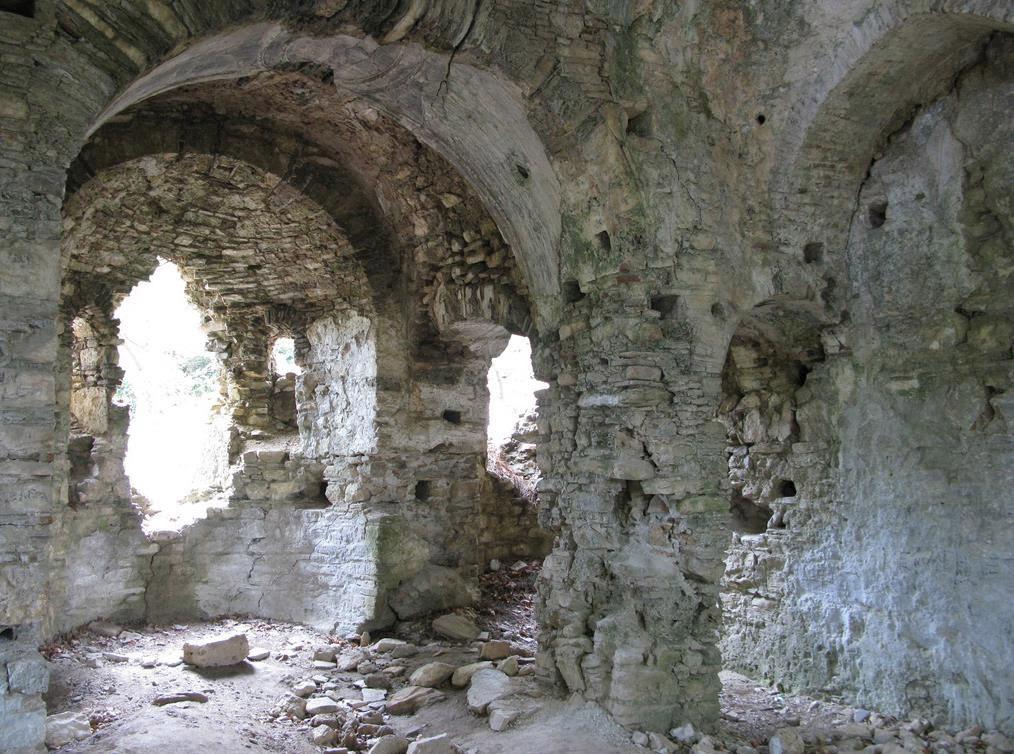 Hagios Averkios, Aydin, Turkey (interior). Image: Grethe Anæus/Flickr