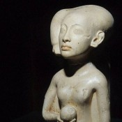 Amarna Girl Returns to Mallawi Museum