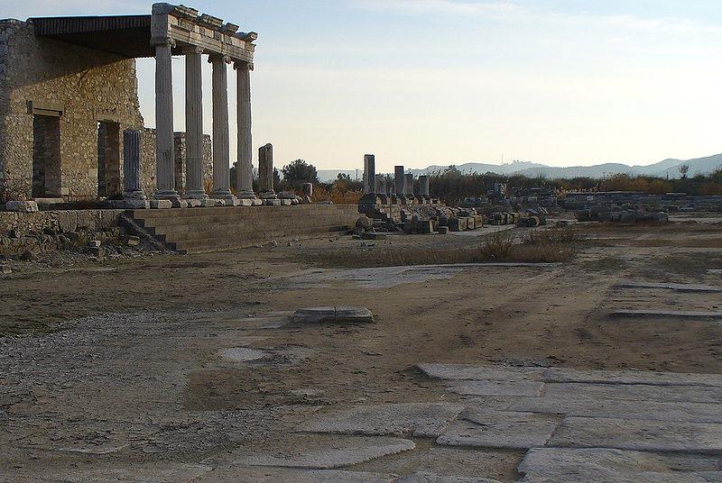 Agora of Miletos.