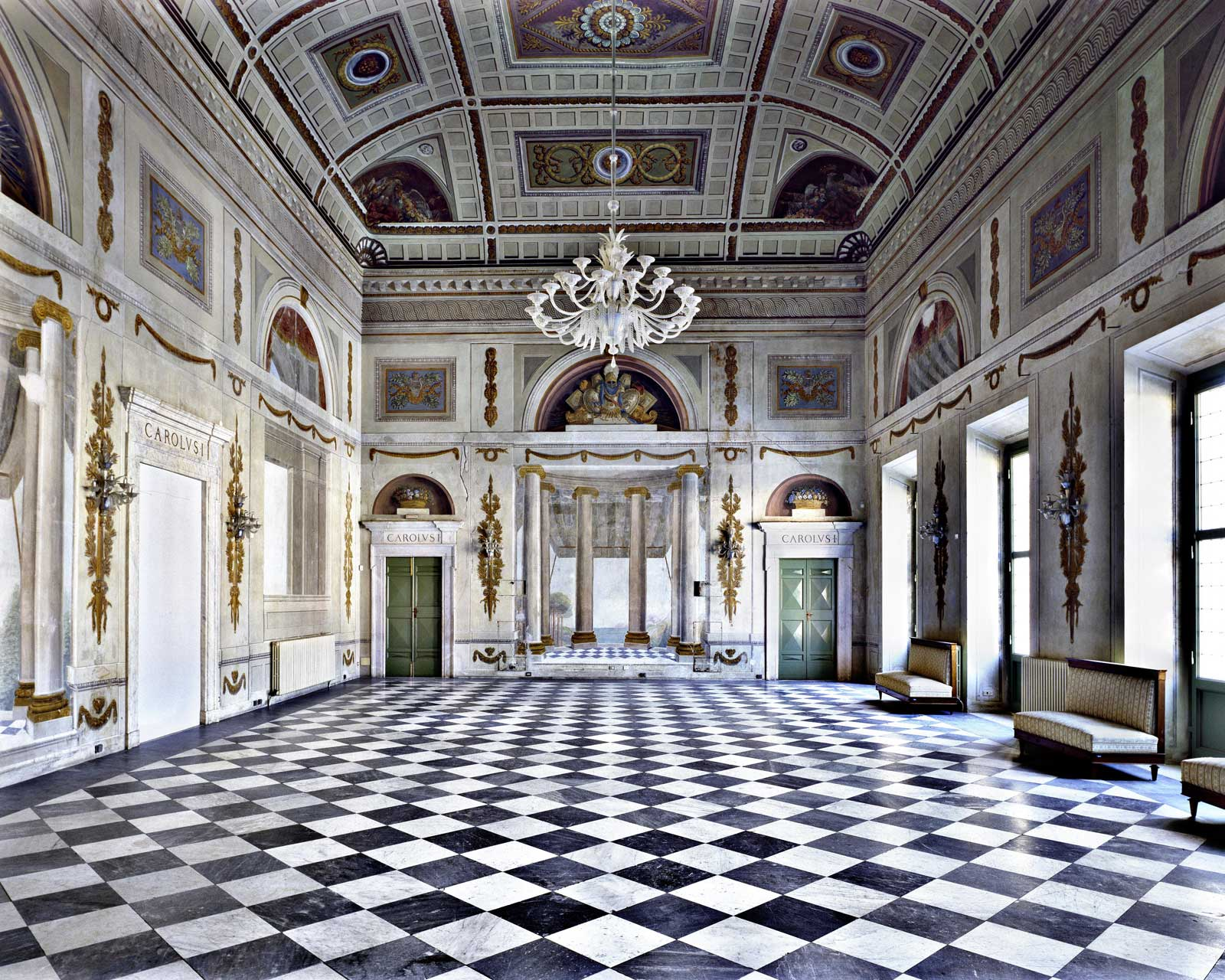 Photographic architecture by massimo listri archaeology wiki - Blog di interior design ...