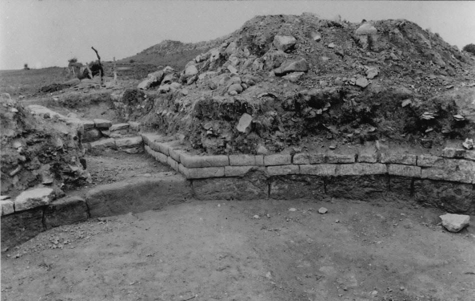 Tholos tomb in Seremeti, Aetolo-Acarnania. Photo: ANA-MPA.