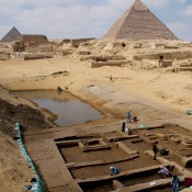 More Than A Necropolis: New Finds from Giza