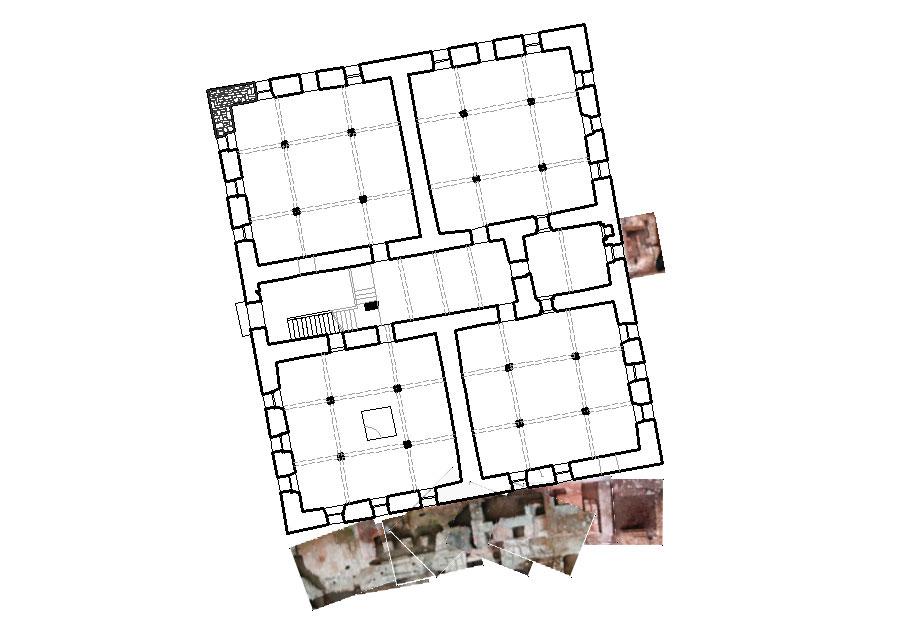 Fig. 12. Groundplan of Bath complex. Source: 19th EBA archive.