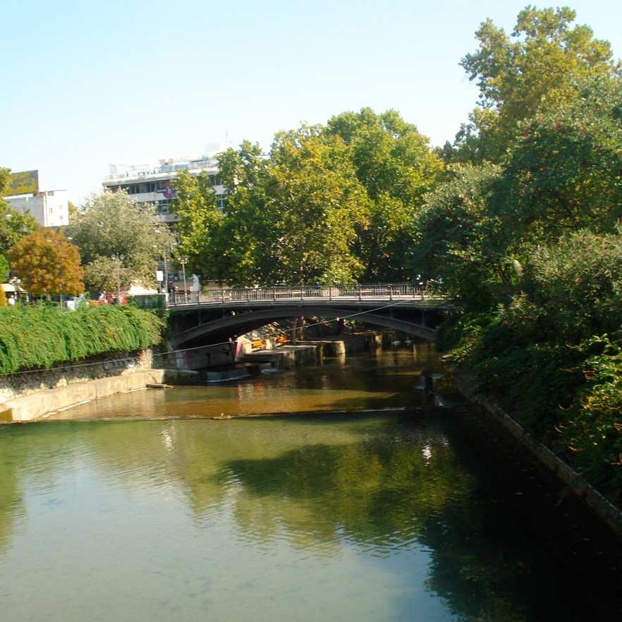 Fig. 1. Trikala, the Lithaios river. Source: personal archive.