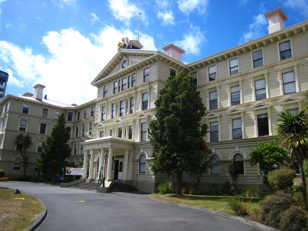 Victoria University of Wellington, New Zealand.