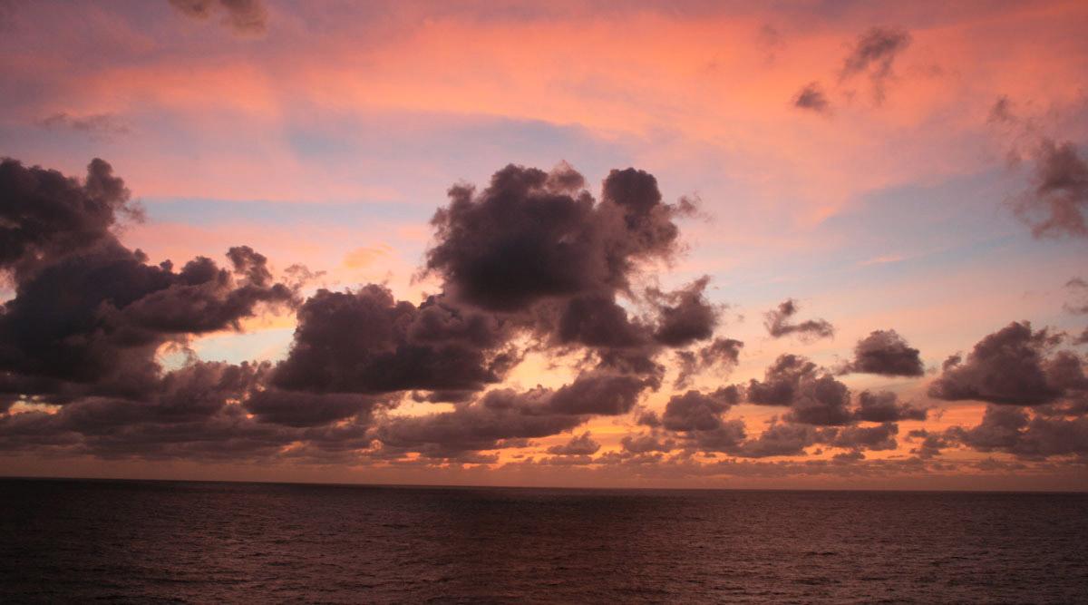 The wine-dark sea. Photo: Archive.