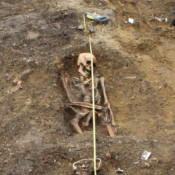 Early Saxon Burial Found in Haddenham