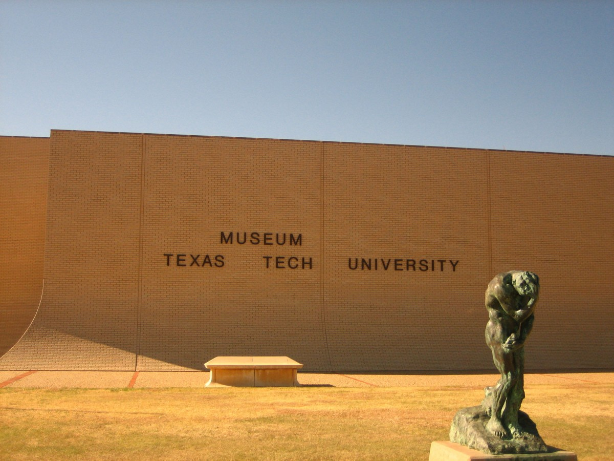 Museum of the Texas Tech University. (Photo credit: Wikimedia Commons)