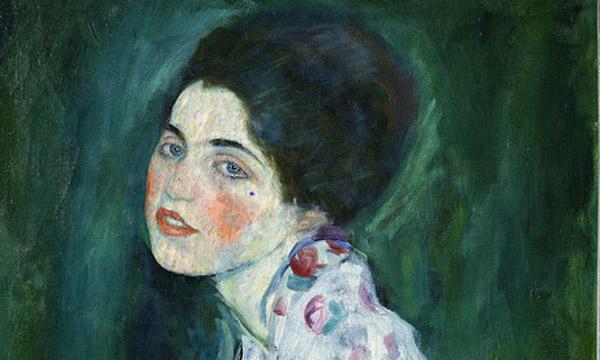 G. Klimt, Portrait of a Woman, 1916-17.
