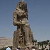 Amenhotep III Rises Again in Kom el Hetan