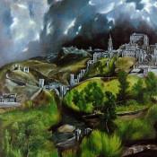 Between heaven and earth. Twelve glances at el Greco