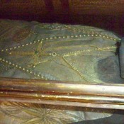 The Sacred Slippers (emvades) of St. Dionysius of Zakynthos