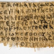 Jesus' Wife Papyrus Not A Forgery