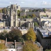 Postgraduate scholarship at Bristol