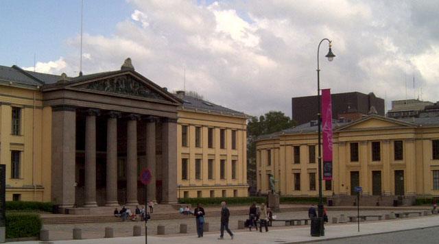The University of Oslo.