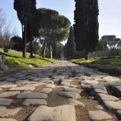 Mapping the Via Appia