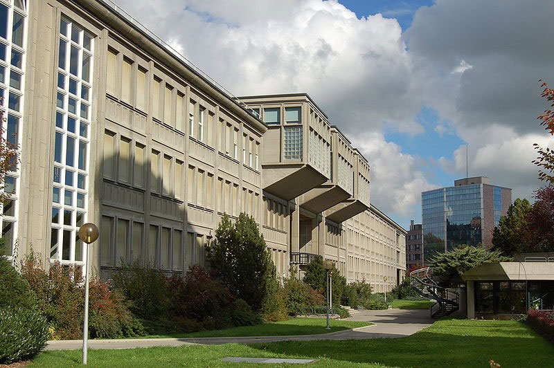 The University of Fribourg.
