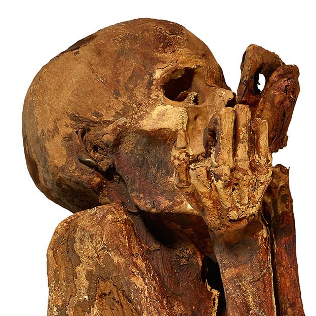 Fig. 1. Gebelein man. (© British Museum)