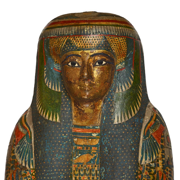 Fig. 3. Tamut: a high-ranking priest's daughter. (© British Museum)